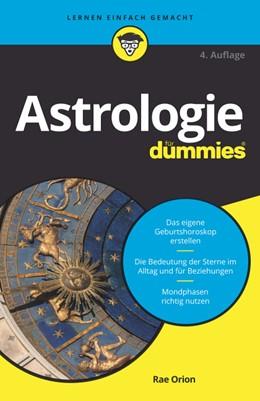 Abbildung von Orion   Astrologie für Dummies   4. Auflage   2020