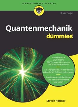 Abbildung von Holzner | Quantenmechanik für Dummies | 3. Auflage | 2020