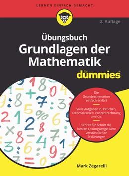 Abbildung von Zegarelli | Übungsbuch Grundlagen der Mathematik für Dummies | 2. Auflage | 2020