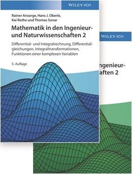 Abbildung von Ansorge / Oberle / Rothe / Sonar | Mathematik in den Ingenieur- und Naturwissenschaften | 5. Auflage | 2020 | Differential- und Integralrech...