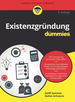 Abbildung von Sammet / Schwartz | Existenzgründung für Dummies | 4. Auflage | 2020 | beck-shop.de