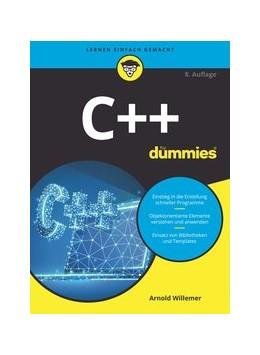 Abbildung von Willemer | C++ für Dummies | 8. Auflage | 2020