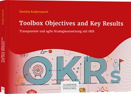 Abbildung von Kudernatsch | Toolbox Objectives and Key Results | 1. Auflage | 2020 | beck-shop.de