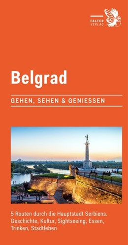 Abbildung von Salamon | Belgrad | 1., Aufl | 2020 | 6 Routen durch die Hauptstadt ...
