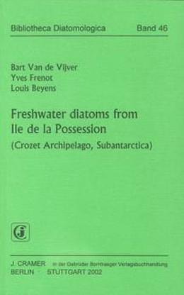 Abbildung von Van de Vijver / Frenot / Beyens   Freshwater Diatoms from Ile de la Possession (Crozet Archipelago, Subantarctica)   2002   46