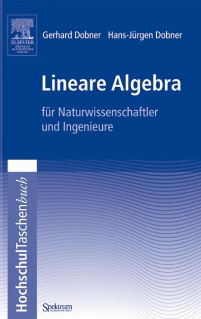 Abbildung von Dobner | Lineare Algebra | 2007