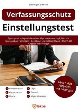 Abbildung von Silbernagel / Erdmann | Einstellungstest Verfassungsschutz | 1. Auflage | 2019 | beck-shop.de