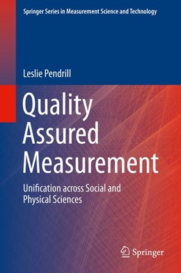 Abbildung von Pendrill | Quality Assured Measurement | 1. Auflage | 2019 | beck-shop.de