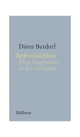 Abbildung von Burdorf | Zerbrechlichkeit | 1. Auflage | 2020 | beck-shop.de