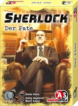 Abbildung von Izquierdo Sánchez / Lucas Feliu | Sherlock - Der Pate | 1. Auflage | 2019 | beck-shop.de