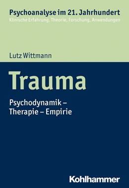 Abbildung von Wittmann   Trauma   2020   Psychodynamik - Therapie - Emp...