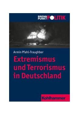 Abbildung von Pfahl-Traughber | Extremismus und Terrorismus in Deutschland | 2020