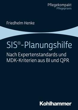Abbildung von Henke | SIS®-Planungshilfe | 1. Auflage | 2020 | beck-shop.de