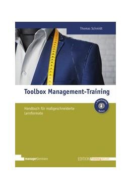 Abbildung von Schmidt | Toolbox Management-Training | 2020 | Handbuch für maßgeschneiderte ...