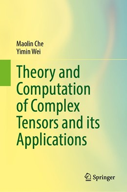 Abbildung von Che / Wei | Theory and Computation of Complex Tensors and Its Applications | 2020 | 2020