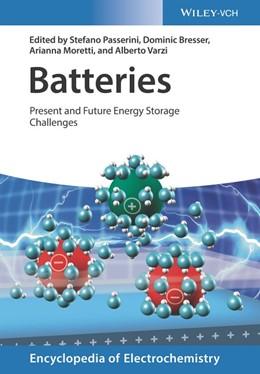 Abbildung von Passerini / Bresser | Batteries | 1. Auflage | 2020 | beck-shop.de