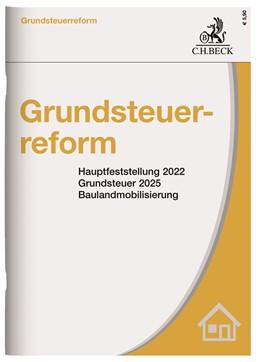 Abbildung von Grundsteuerreform | 1. Auflage | 2020 | beck-shop.de
