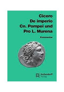 Abbildung von Czapla   Cicero: De imperio Cn. Pompei und Pro L. Murena   2012