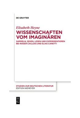 Abbildung von Heyne   Wissenschaften vom Imaginären   1. Auflage   2020   beck-shop.de