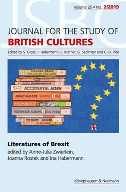 Abbildung von Rostek / Zwierlein   Literatures of Brexit   1. Auflage   2019   beck-shop.de