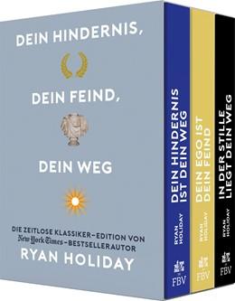 Abbildung von Holiday   Dein Hindernis, dein Feind, dein Weg - Die Ryan-Holiday-Klassiker-Edition im edlen Schuber   2020   Dein Hindernis ist dein Weg; D...