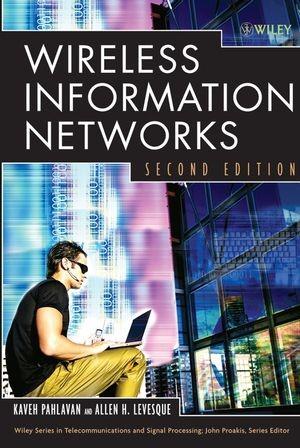Abbildung von Pahlavan / Levesque | Wireless Information Networks | 2. Auflage | 2005