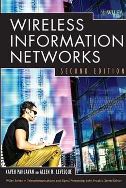 Abbildung von Pahlavan / Levesque   Wireless Information Networks   2. Auflage   2005   beck-shop.de