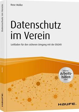 Abbildung von Müller | Datenschutz im Verein | 1. Auflage | 2020 | beck-shop.de