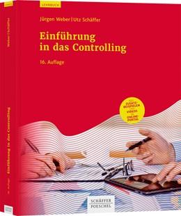Abbildung von Weber / Schäffer | Einführung in das Controlling | 16. Auflage | 2020