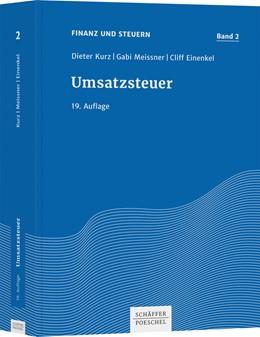 Abbildung von Kurz / Meissner / Einenkel | Umsatzsteuer | 19. Auflage | 2020 | 2