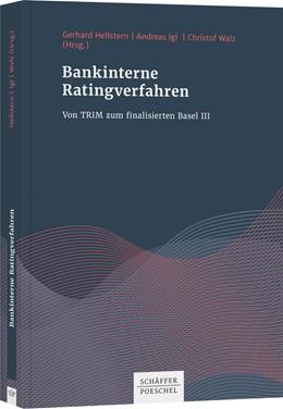 Abbildung von Hellstern / Igl   Bankinterne Ratingverfahren   1. Auflage   2020   beck-shop.de