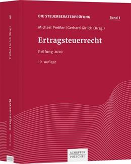 Abbildung von Preißer / Girlich | Ertragsteuerrecht | 19. Auflage | 2020 | Prüfung 2020 | 1