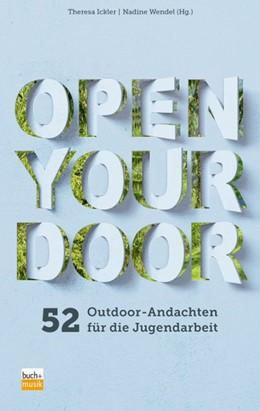 Abbildung von Ickler / Wendel   Open your door   1. Auflage   2020   beck-shop.de