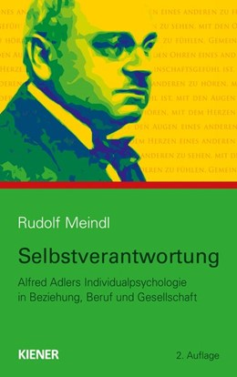 Abbildung von Meindl | Selbstverantwortung | 2. Auflage | 2019 | Alfred Adlers Individualpsycho...