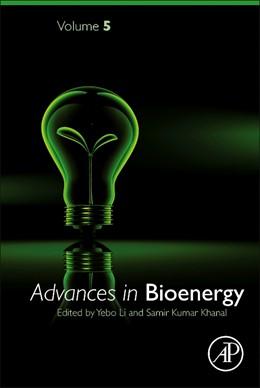 Abbildung von Advances in Bioenergy | 2020 | 5