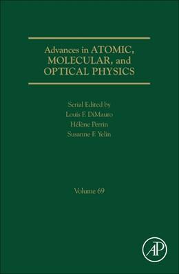Abbildung von Yelin / Dimauro / Perrin | Advances in Atomic, Molecular, and Optical Physics | 2020 | 69