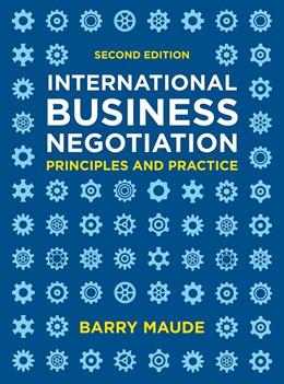 Abbildung von Maude | International Business Negotiation | 2nd ed. 2020 | 2020 | Principles and Practice