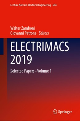 Abbildung von Zamboni / Petrone | ELECTRIMACS 2019 | 1st ed. 2020 | 2020 | Selected Papers - Volume 1 | 604
