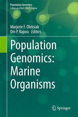 Abbildung von Oleksiak / Rajora | Population Genomics: Marine Organisms | 1st ed. 2020 | 2020