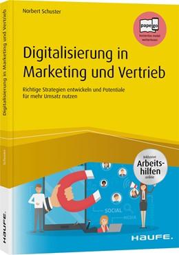 Abbildung von Schuster | Digitalisierung in Marketing und Vertrieb - inkl. Arbeitshilfen online | 1. Auflage | 2020 | beck-shop.de