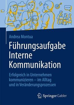 Abbildung von Montua | Führungsaufgabe Interne Kommunikation | 1. Auflage | 2020 | beck-shop.de