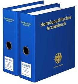 Abbildung von Homöopathisches Arzneibuch 2019 (HAB 2019) | inkl. Akt.lfg. | 2019 | Amtliche Ausgabe