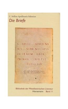 Abbildung von Sollius Apollinaris Sidonius | Die Briefe | 1. Auflage | 2014 | 11 | beck-shop.de