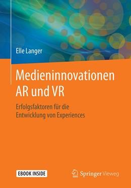 Abbildung von Langer | Medieninnovationen AR und VR | 2020 | Erfolgsfaktoren für die Entwic...
