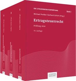Abbildung von Preißer / Girlich   Die Steuerberaterprüfung Band 1-3   19. Auflage   2020   41699   beck-shop.de