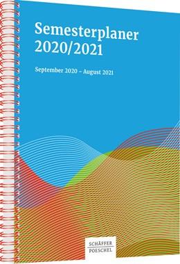 Abbildung von Semesterplaner 2020/2021 | 1. Auflage | 2020 | beck-shop.de