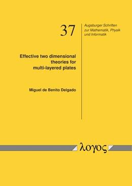 Abbildung von Delgado | Effective two dimensional theories for multi-layered plates | 1. Auflage | 2019 | 37 | beck-shop.de