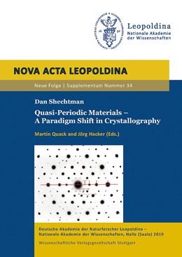 Abbildung von Quack / Hacker | Dan Shechtman. Quasi-Periodic Materials – A Paradigm Shift in Crystallography | 1. Auflage | 2019 | 34 | beck-shop.de