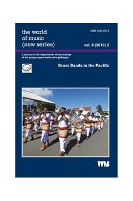 Abbildung von Abels | Brass Bands in the Pacific | 1., Aufl. | 2019 | 8(2019)2