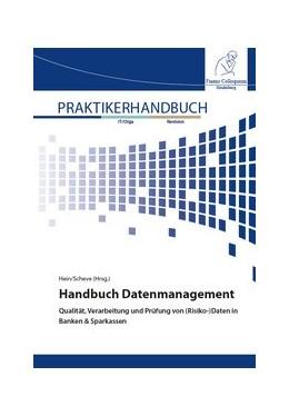 Abbildung von Dr. Hein / Dr. Scheve | Handbuch Datenmanagement | 2019 | Qualität, Verarbeitung und Prü...